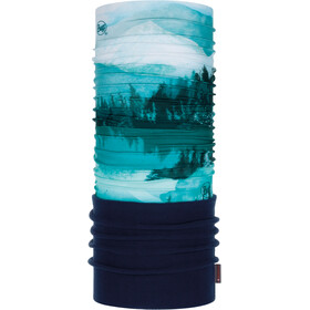 Buff Polar Schlauchschal Kinder lake turquoise